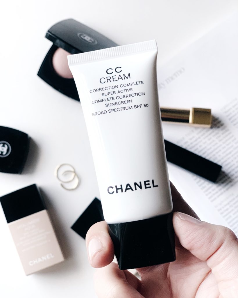 c66dde390f Review: Chanel CC Cream - Vilma Iris | Lifestyle Blogger