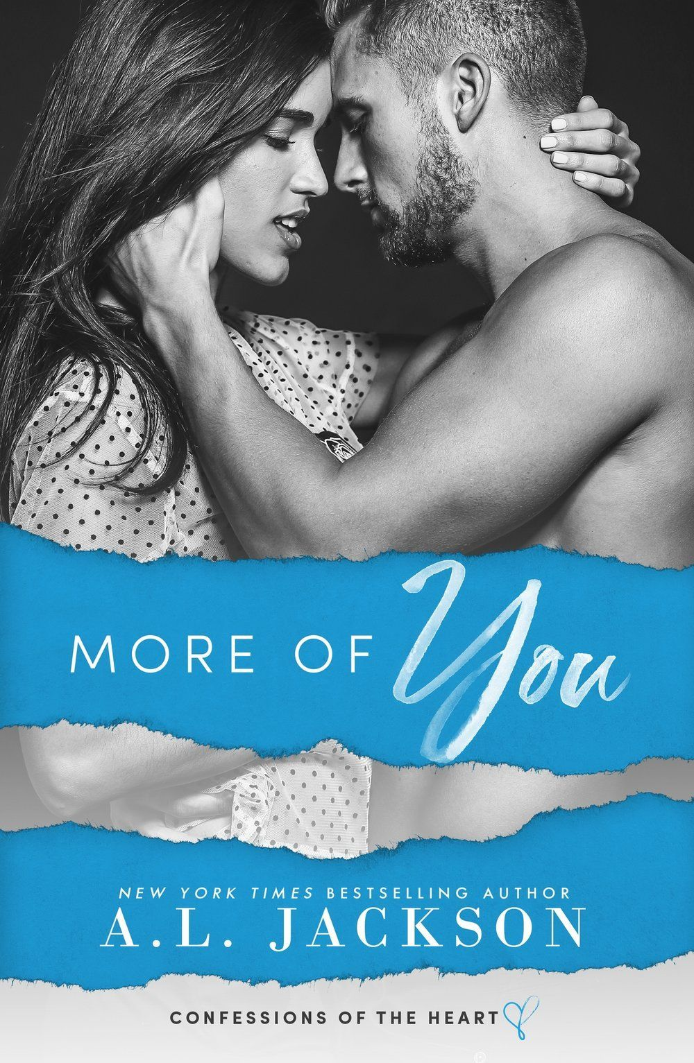 Excerpt + Giveaway: More of You