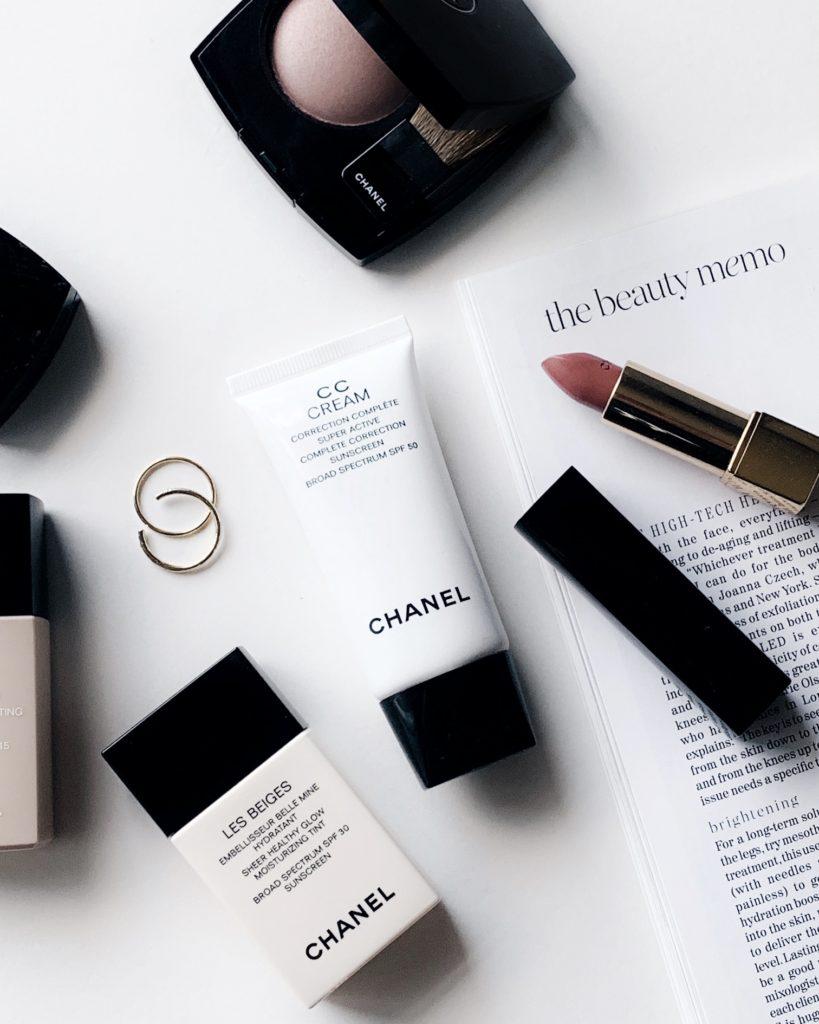 Review: Chanel CC Cream - Vilma Iris | Lifestyle Blogger