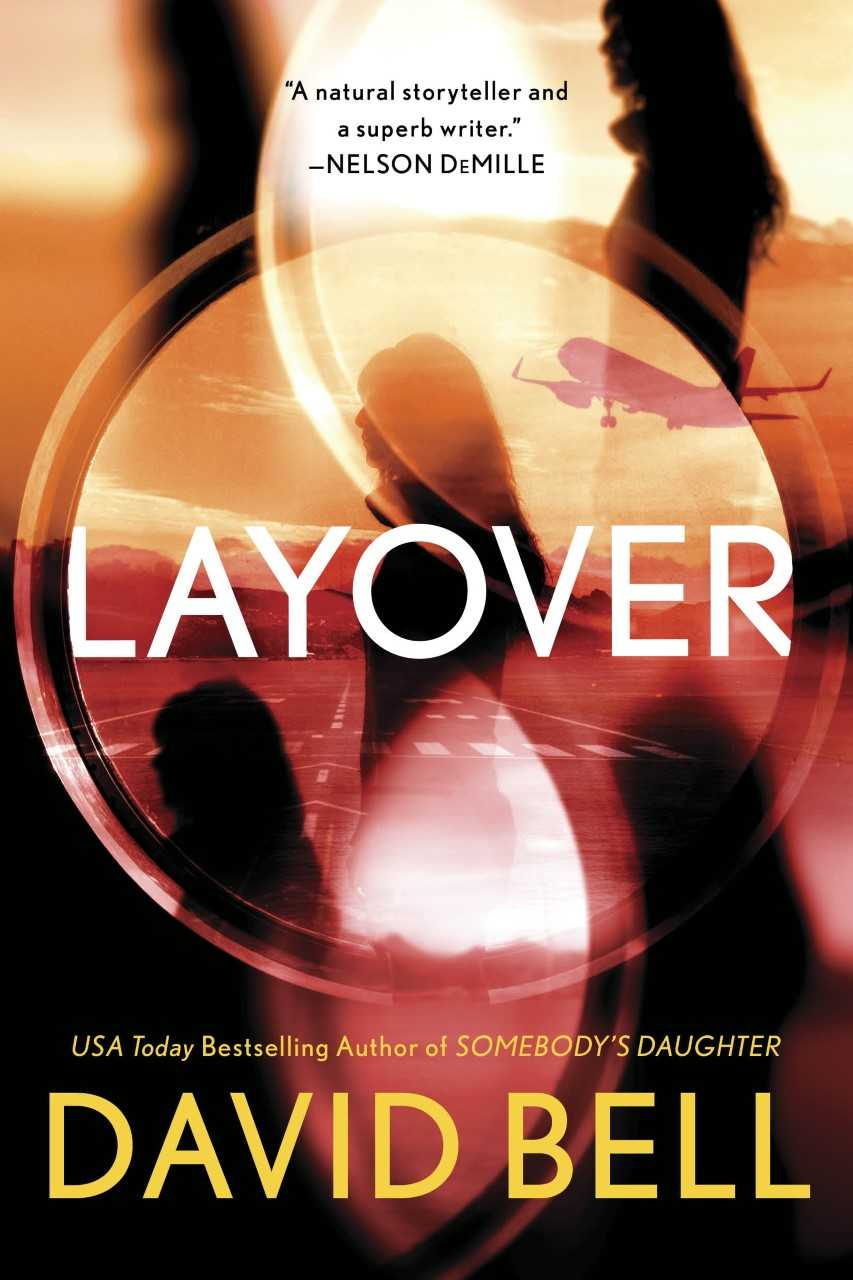 Exclusive Cover Reveal + Excerpt: Layover