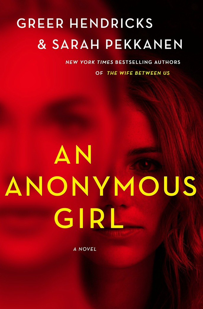 Review + Excerpt: An Anonymous Girl