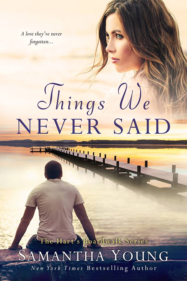 Review: Things We Never Said