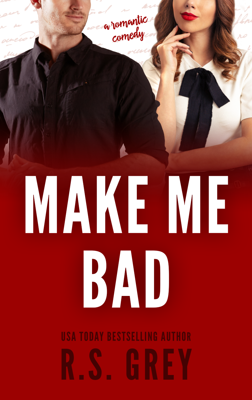 Cover Reveal: Make Me Bad