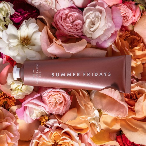 Review: Summer Fridays R+R Mask