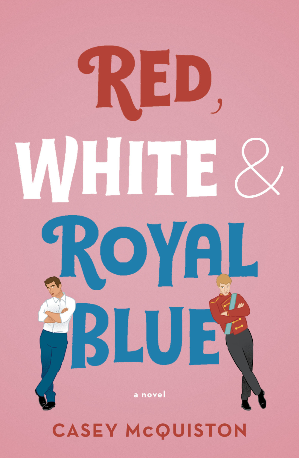 Review + Excerpt: Red, White & Royal Blue