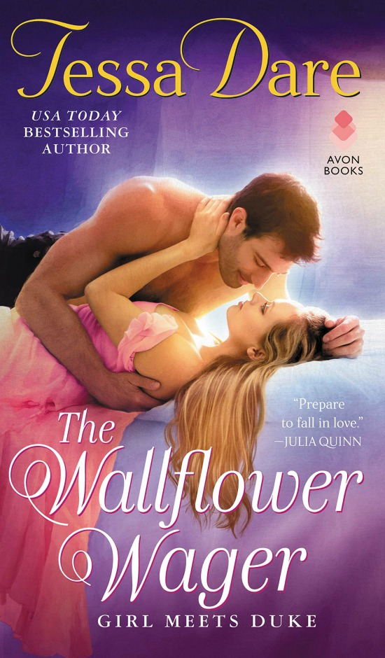 Review: The Wallflower Wager