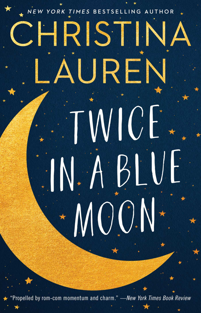 Audio Excerpt: Twice In A Blue Moon