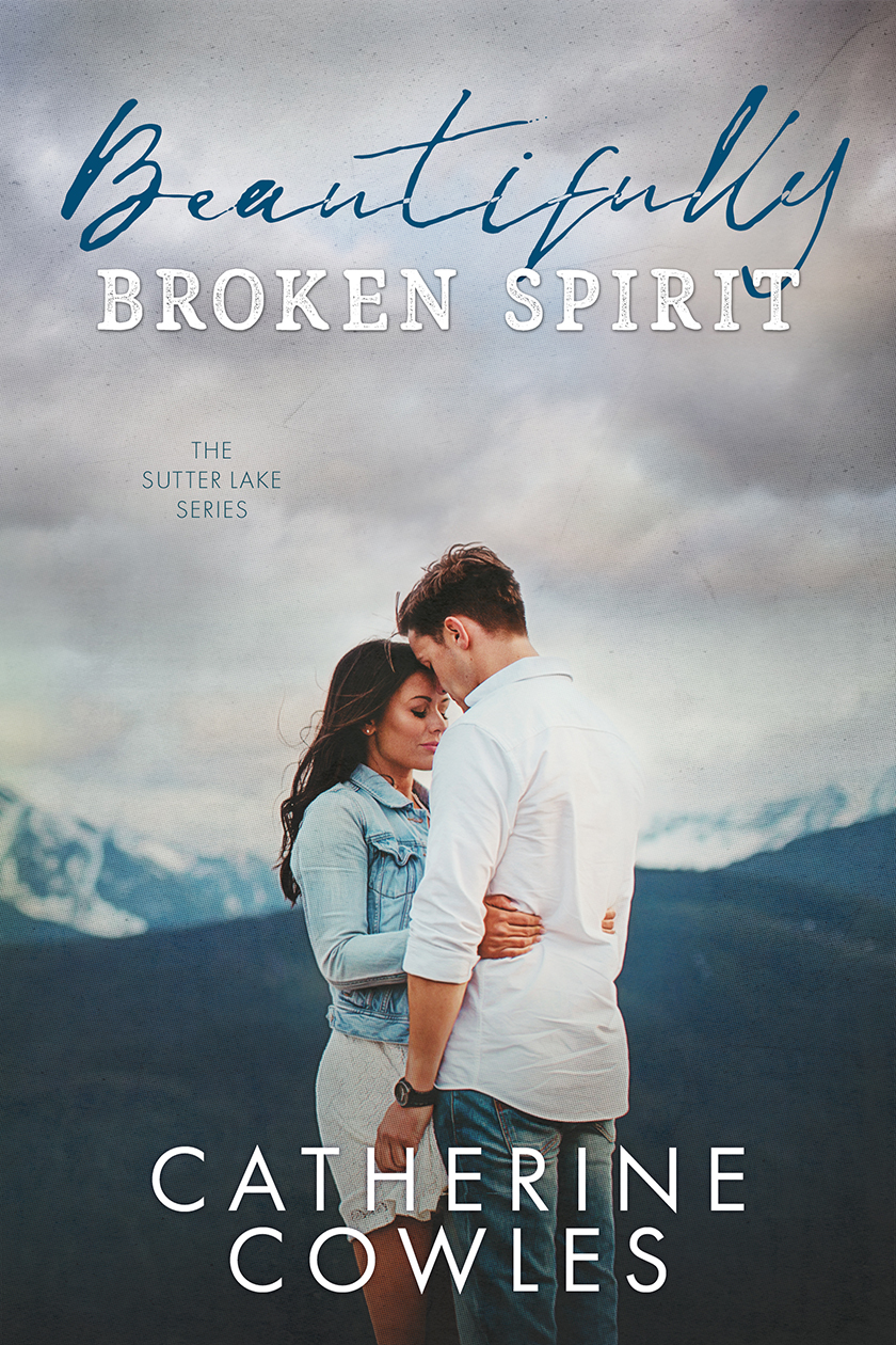 Cover Reveal: Beautifully Broken Spirit