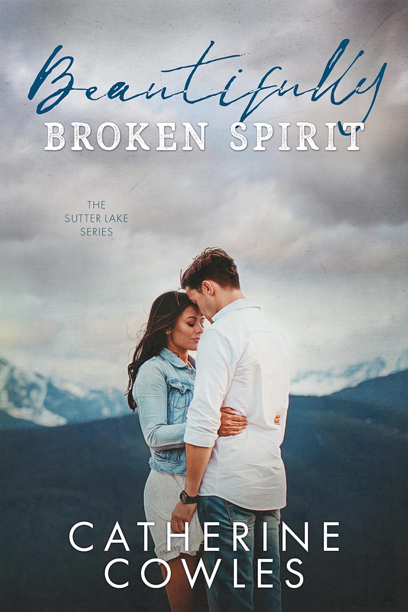 Cover Reveal: Beautifully Broken Spirit