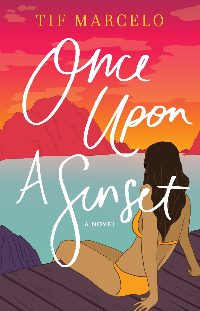 Exclusive Cover Reveal: Once Upon A Sunset