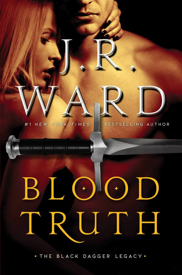 Exclusive Sneak Peek: Author J.R. Ward speaks with Jim Frangione, on Blood Truth + BDB