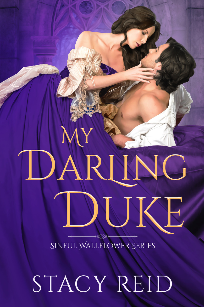 Exclusive Cover Reveal: My Darling Duke