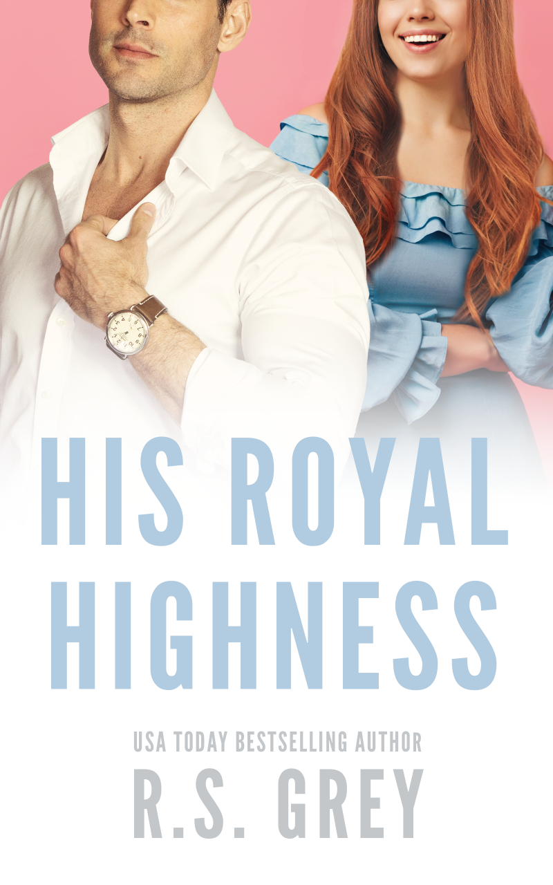Cover Reveal: His Royal Highness