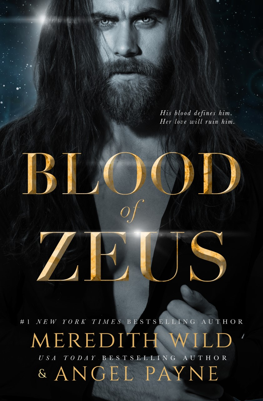 Cover Reveal + Exclusive Excerpt: Blood of Zeus - Book One