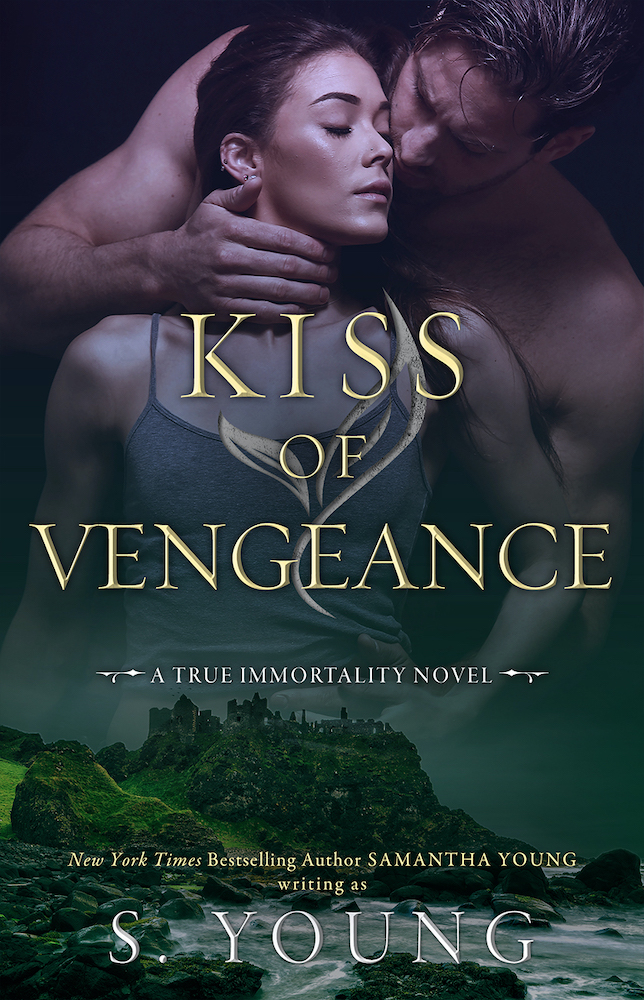 Review + Excerpt: Kiss of Vengeance