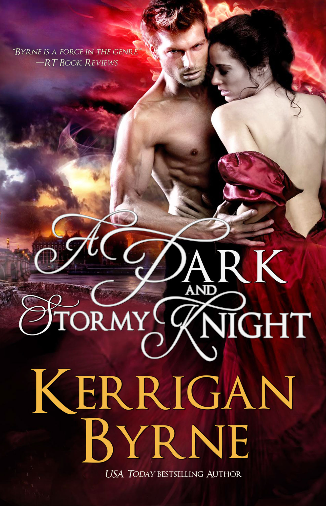Review: A Dark and Stormy Knight