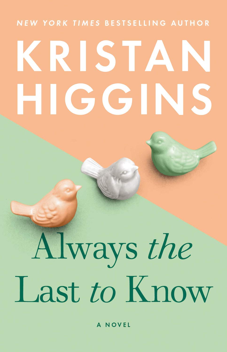 Don't DIY: A Guest Post by Kristan Higgins