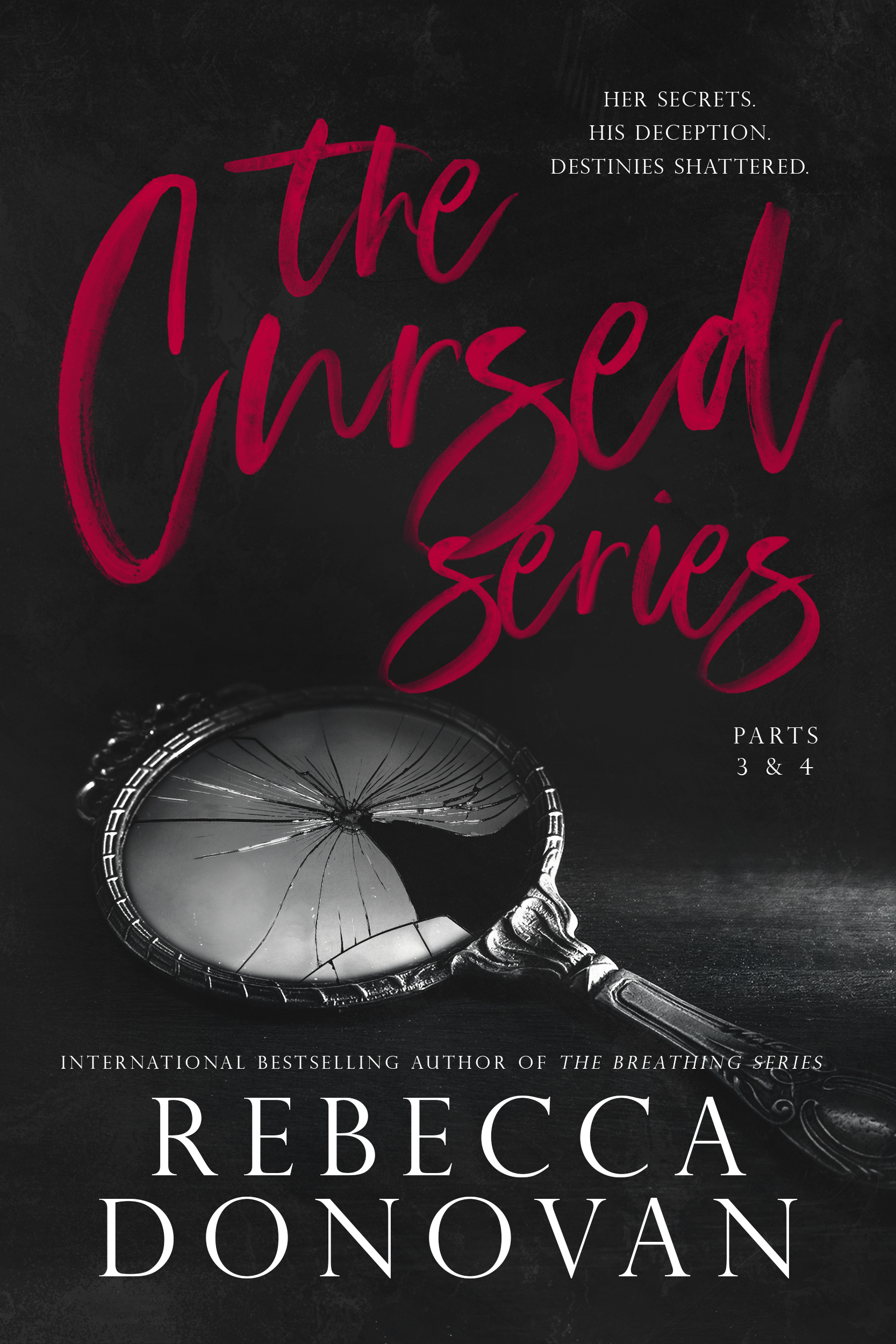 Feature + Excerpt: The Cursed Series