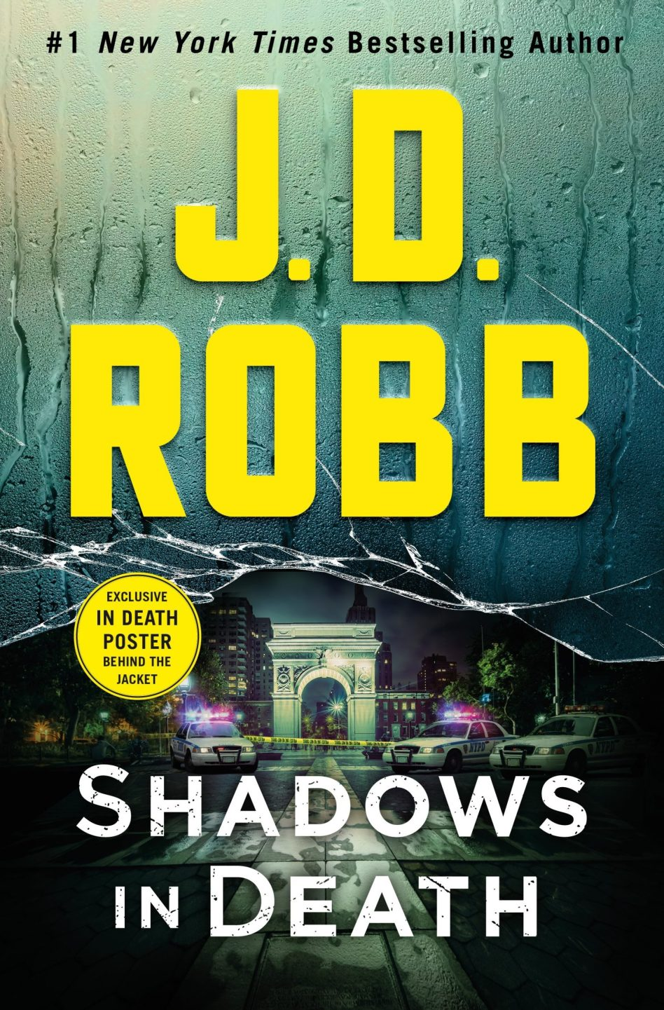 Review: Shadows In Death