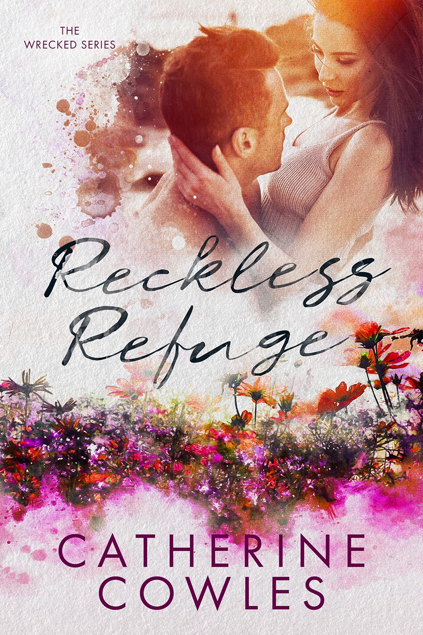 Cover Reveal: Reckless Refuge