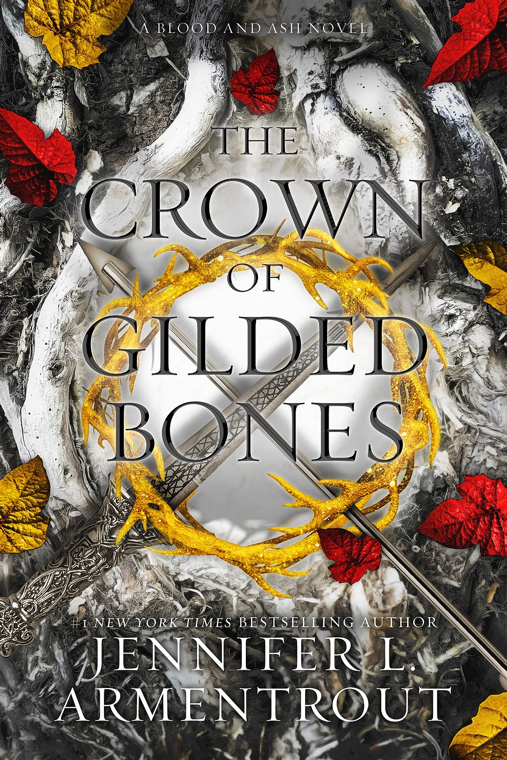 Review + Excerpt: The Crown of Gilded Bones