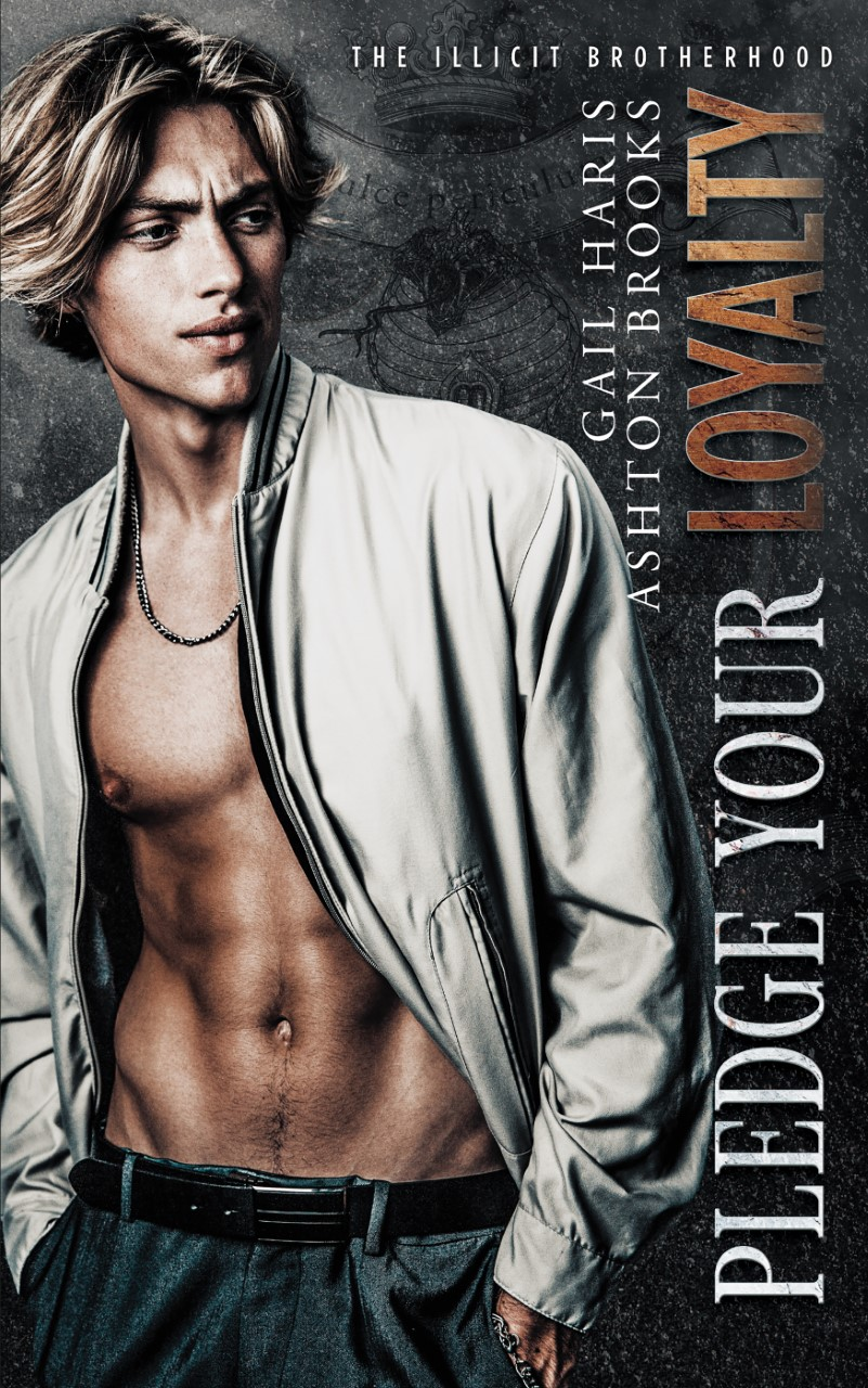Exclusive Cover Reveal: Pledge Your Loyalty